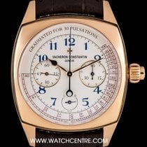 Vacheron Constantin 18k R/G Harmony Chrono 260th Ltd Ed...