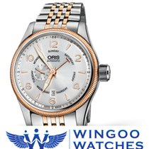 Oris BIG CROWN SMALL SECOND, POINTER DAY Ref. 01 745 7688...