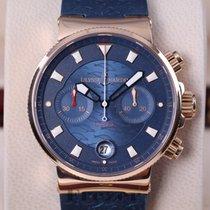 Ulysse Nardin Marine Blue Seal Chronograph LE