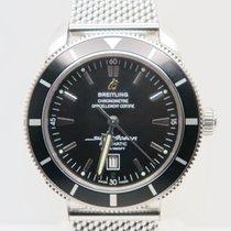 Breitling Superocean Héritage 46 Black Dial