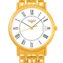 Longines La Grande Classique De Presence 33mm Quartz Watch