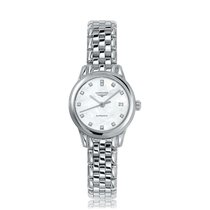 Longines Flagship Mother-Of-Pearl Automatic Ladies Watch...
