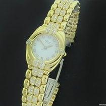 ショパール (Chopard) 18k Yellow Gold Diamond Gstaad 32/5121