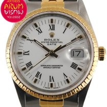 Rolex Datejust Steel & Gold