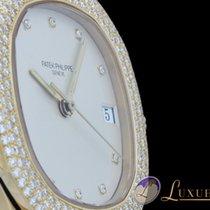 Patek Philippe Nautilus 18kt Gelbgold 204 Diamonds / Diamantbe...