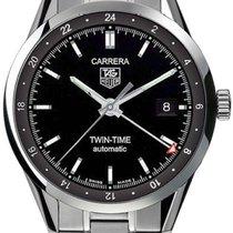 TAG Heuer CARRERA TWIN TIME Ref. WV2115.BA0787