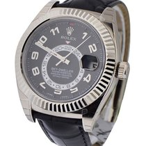 Rolex Used 326139_used Sky Dweller - Oyster Perpetual - White...
