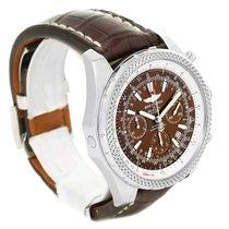 Breitling Bentley Motors Chronograph Bronze Dial Mens Watch...