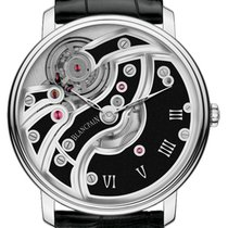 Blancpain Villeret Inverse Movement 43mm 6616-1530-55b