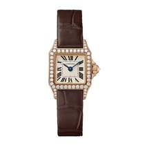 Cartier Santos Demoiselle  Ladies Watch Ref WF902006