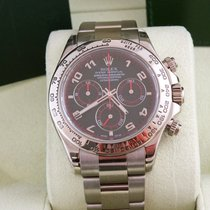 Rolex 116509 Daytona LC 100 Deutsch B & P Racing Dial...