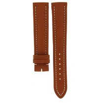 Breitling Brown Leather Strap (xl) 100xl 20mm/18mm