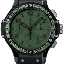 Hublot Big Bang 41mm Black Tutti Frutti · Dark Green 341.CV.52...