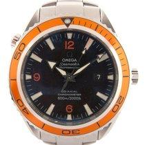 Omega Seamaster Planet Ocean 45.5mm Orange