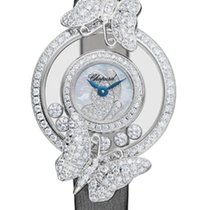 Chopard Happy Diamonds Icons 18K White Gold & Diamonds...