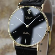 Rolex 1972 Cellini 18k Solid Gold 31mm Swiss Made Mens Luxury...