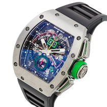 Richard Mille WATCHES ROBERTO MANCINI AUTOMATIC FLYBACK...