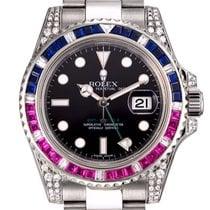 Rolex GMT Master II Diamonds РЕЗЕРВ 116710LN