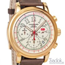 Chopard Mille Miglia Race Edition 18k Rose Gold Chronograph...