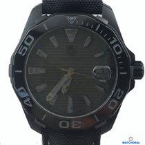 TAG Heuer Aquaracer Calibre 5  Black Phantom WAY218B.FC6364
