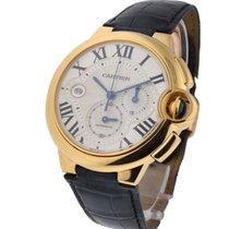 Cartier W6920007 Ballon Bleu Chronograph - Large Size - 18k...