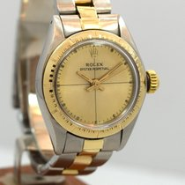 Rolex Oyster Perpetual Date Lady Acciaio oro Gold steel 26