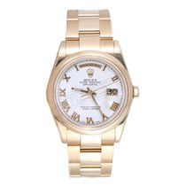 Rolex President Day-Date 118208 Men's New Style Oyster...