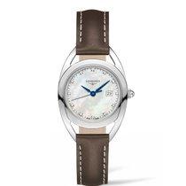 Longines Ladies L61374872 Equestrian 23mm Watch