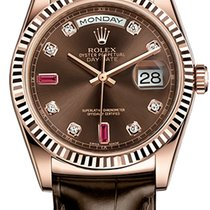 Rolex Day-Date 36 mm Everose Gold