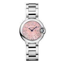 Cartier Ballon Bleu Quartz Ladies Watch Ref W6920038