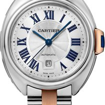 Cartier Cle De 31 Automatic Steel