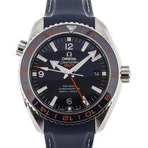 Omega Seamaster Planet Ocean 44 Chronometer GMT