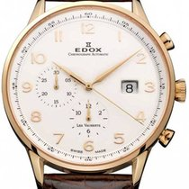 Edox Les Vauberts Chronograph Automatic 91001 37R ABR