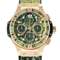 Χίμπλοτ (Hublot) Boa Big Bang Green Automatic Chronograph...