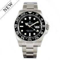 Rolex GMT Master II 116710LN NEW