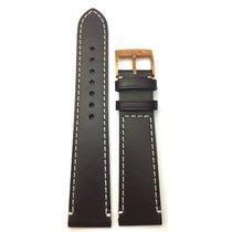 Oris Diver Lederband 21mm dunkelbraun 07 5 21 01