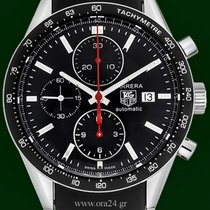 TAG Heuer Carrera 41mm Automatic Chronograph Box&Papers