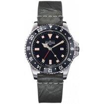 Davosa Vintage Diver GMT Herrenuhr 162.500.55