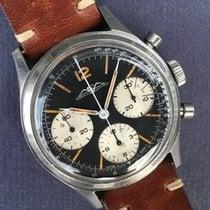 Breitling 1960 Chronograph 765 Aopa Venus 178 Unpolished
