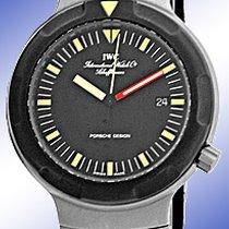 """IWC Porsche Design """"Ocean 2000 Bund""""."""