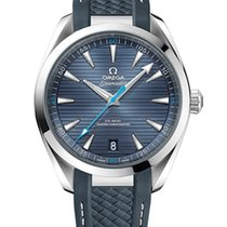Omega Seamaster Aqua Terra Co-axial 41 Mm