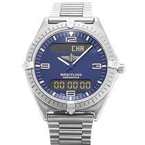 Breitling E56060 Aerospace in Titanium - on Titanium Bracelet...