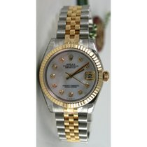 Rolex Datejust 178273 Mid-Size Model Stainless Steel &...