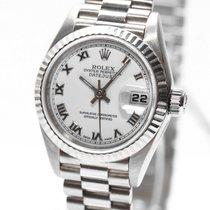 Rolex Datejust von 1992 Lady 26mm Gold Uhr Ref. 69179