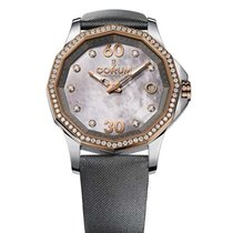Corum 082.101.29/F149 PK10 Admirals Cup Ladies in Steel with...