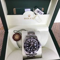 Rolex Oyster Perpetual GMT Master II, ref. 116710LN - Men'...