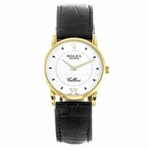 Rolex Cellini Yellow Gold Watch 5116 (Pre-Owned)