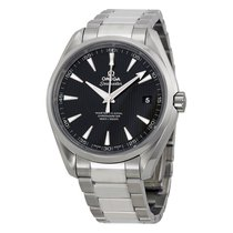 Omega Aqua Terra Black Dial Automatic Mens Watch 231.10.42.21....