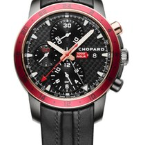 Chopard Mille Miglia Zagato 18K Rose Gold & DLC Blackened...