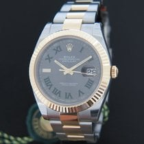 Rolex Datejust II Newest Model 41 Slate Dial NEW